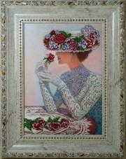 Набор для вышивки бисером Очарование Краса и творчiсть 51209