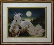 Набор для вышивки бисером Лунная соната