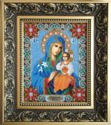 Икона Богородица Неувядаемый Цвет