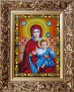 Пресвятая Богородица. Венчальная пара