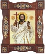 Набор для вышивки бисером Господь Вседержитель