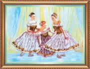 Набор для вышивки бисером Танцовщицы