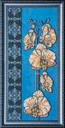 Набор для вышивки бисером Орхидеи - 2