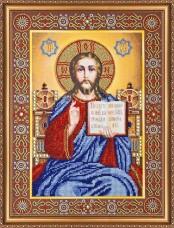 Набор для вышивки бисером Иисус Абрис Арт АВ-146