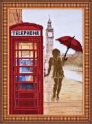Набор для вышивки бисером Лондонские сюжеты 1