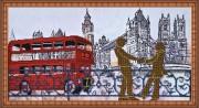Набор для вышивки бисером Лондонские сюжеты 3