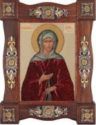 Набор для вышивки иконы Святая Ксения