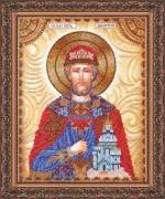 Набор для вышивки бисером Святой Дмитрий