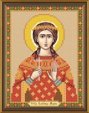 Рисунок на ткани для вышивки бисером Святая Марина Антиохийская Новая Слобода (Нова слобода) БИС5132