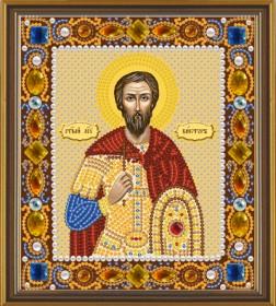 Набор для вышивки иконы Святой Виктор Новая Слобода (Нова слобода) Д6109 - 89.00грн.