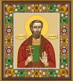 Набор для вышивки бисером Святой мученик Валерий Новая Слобода (Нова слобода) Д6107 - 89.00грн.