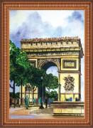 Набор для вышивки бисером Триумфальная арка