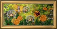 Набор для вышивки бисером Одуванчики Баттерфляй (Butterfly) 222Б