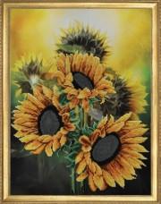 Набор для вышивки бисером Отражение солнца Картины бисером Р-126