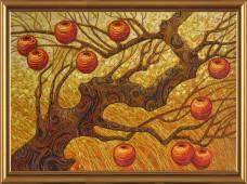 Набор для вышивки бисером Осенний сад Новая Слобода (Нова слобода) ДК1008