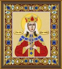 Набор для вышивки бисером Св. Блгв. Царица Тамара Новая Слобода (Нова слобода) Д6170