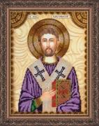 Набор для вышивки бисером Святой Лев