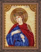 Набор для вышивки бисером Святой Давид