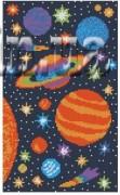 Рисунок на ткани для вышивки бисером Звёздный космос