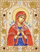 Набор для вышивки бисером Пресвятая Богородица Семистрельная