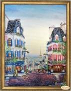 Набор для вышивки бисером Париж