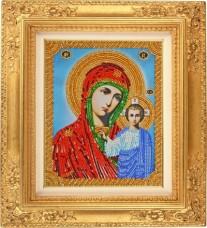 Набор для вышивки бисером Божья Матерь Казанская Tela Artis (Тэла Артис) ИМН-001