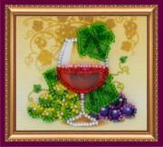 Набор - магнит Бокал вина