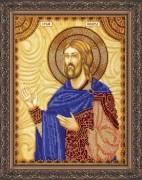 Набор для вышивки бисером Святой Никита