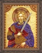 Набор для вышивки бисером Святой Максим