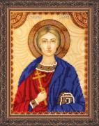 Набор для вышивки бисером Святой Валерий