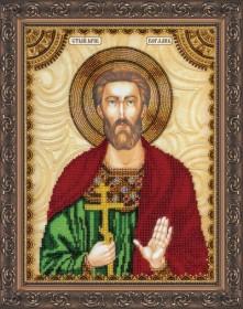 Набор для вышивки бисером Святой Богдан Абрис Арт АА-083 - 359.00грн.