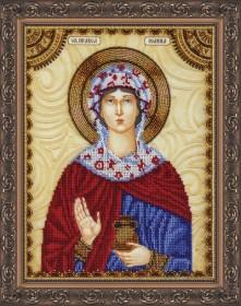 Набор для вышивки бисером Святая Иоанна ( Жанна, Яна) Абрис Арт АА-088 - 359.00грн.