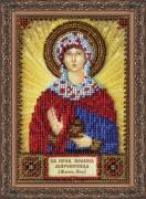 Набор для вышивки бисером Святая Иоанна ( Жанна, Яна)