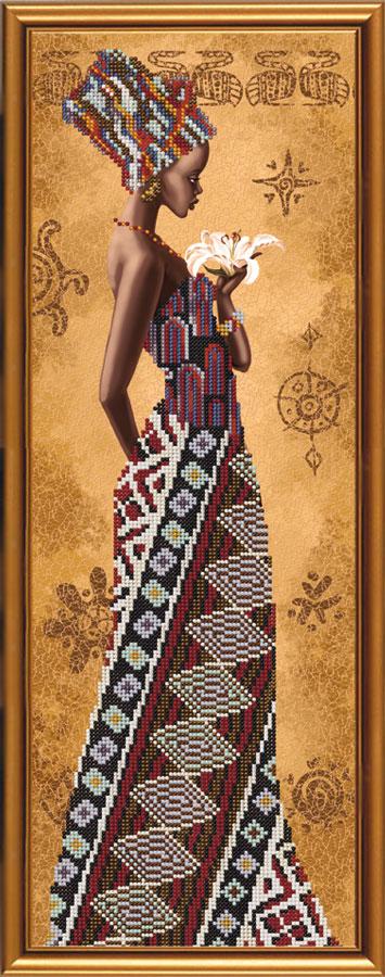 Купить вышивка африканка