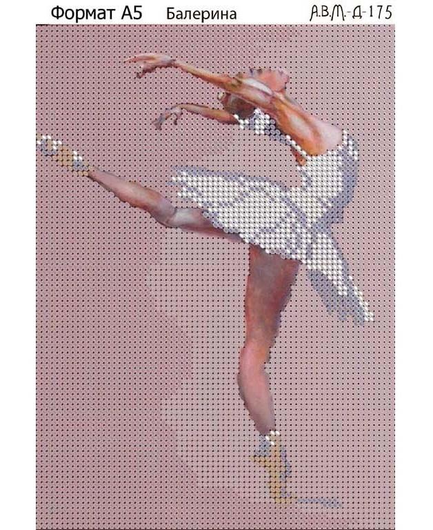 Вышивки схем балерина