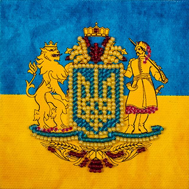 Вышивка бисером с символикой