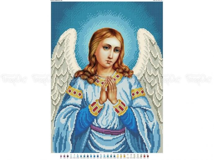 Вышивка бисером схема ангела хранителя