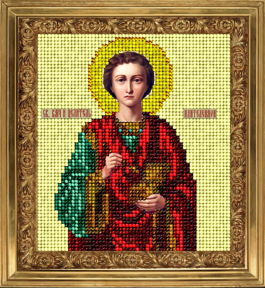 Тихвинская икона вышивка бисером наборы