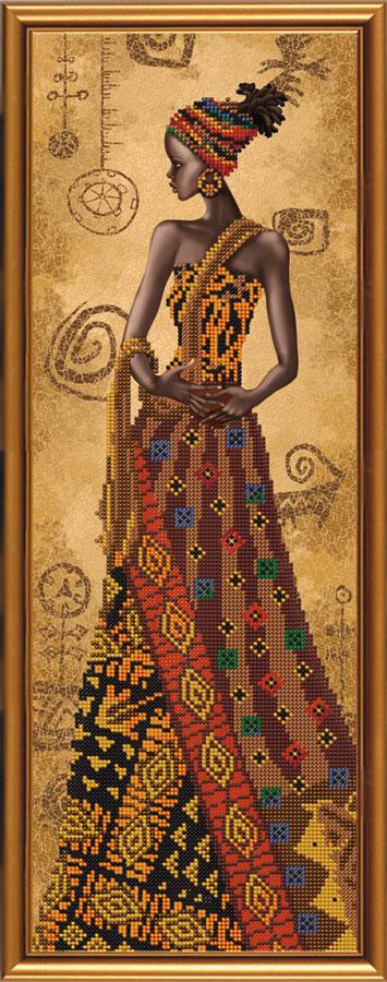 Схемы вышивки африканки