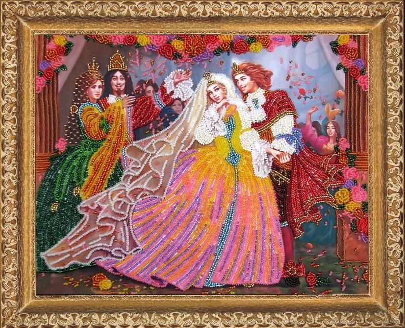 Вышивка бисером принцесса