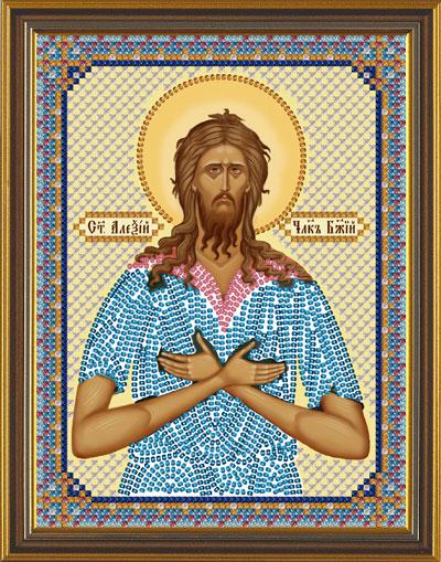 Вышивка крестом алексей
