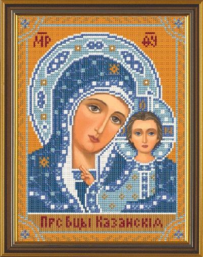 Вышивка бисером нова слобода казанская