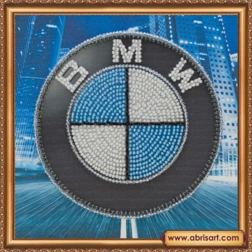 схема вышивки эмблемы mercedes benz