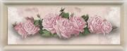 Набор для вышивки крестом Цветочный реверанс