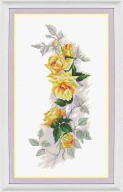 Набор для вышивки крестом Королевская нежность
