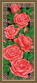 Набор для выкладки алмазной техникой Розы, , 500.00грн., АТ3201, Art Solo, Алмазная мозаика