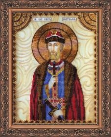 Набор для вышивки бисером Святой Святослав