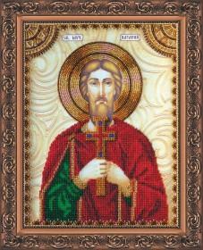 Набор для вышивки бисером Святой Назарий (Назар)