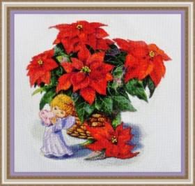 Набор для вышивки крестом Рождественский натюрморт