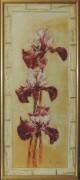 Схема вышивки бисером Романтика 1